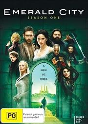 Emerald City - Season 1