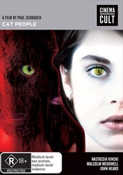 Cat People Cinema Cult | DVD