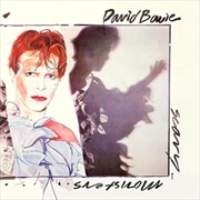 Scary Monsters | CD