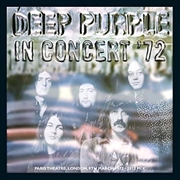 In Concert 72 | Vinyl