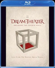 Breaking The Fourth Wall Live From The Boston Opera House 2014 | Blu-ray