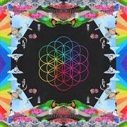A Head Full Of Dreams | CD