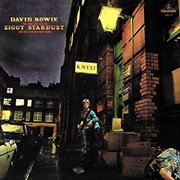 Rise And Fall Of Ziggy Stardust And The Spiders From Mars (2012), The   Vinyl