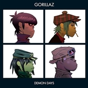 Demon Days | CD