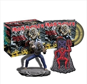 Number Of The Beast - The Studio Collection - Limited Deluxe Boxset
