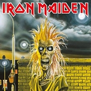 Iron Maiden - The Studio Collection