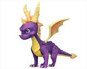 "Spyro the Dragon - Spyro the Dragon 7"" Action Figure 