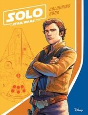 Solo Colouring Book: Star Wars