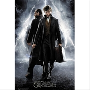 Fantastic Beasts 2 The Crimes of Grindelwald One Sheet