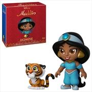 Aladdin - Jasmine with Rajah 5-Star Vinyl Figure