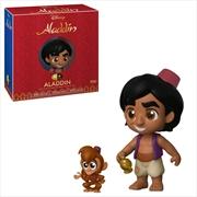 Aladdin - Aladdin with Abu 5-Star Vinyl Figure