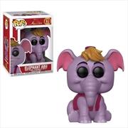 Aladdin - Elephant Abu Pop! Vinyl