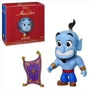 Aladdin - Genie with Carpet 5-Star Vinyl Figure