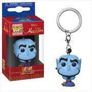 Aladdin - Genie Pocket Pop! Keychain | Merchandise