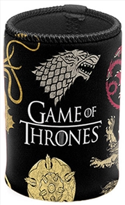 Game of Thrones Can Cooler Houses Magnetic