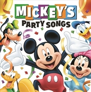 Mickeys Party Songs | CD