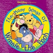 Many Songs Of Winnie The Pooh | CD