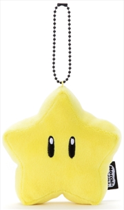 Mocchi Mocchi Mario Kart Plush Small Star | Toy