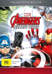 Avengers Secret Wars - Season 4 - Collector's Edition