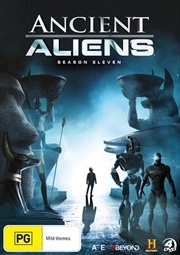 Ancient Aliens - Season 11 | DVD