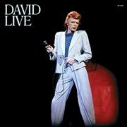 David Live   Vinyl