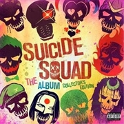 Suicide Squad: The Album - Collector's Edition