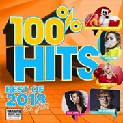 100% Hits - Best Of 2018 So Far | CD