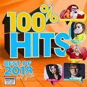 100% Hits - Best Of 2018 So Far | CD