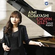 Liszt/Chopin Recital   CD