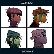 Demon Days | Vinyl