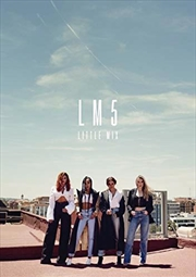 LM5 - Limited Super Deluxe Hardbook Edition