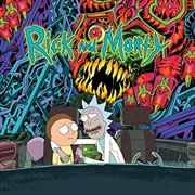 The Rick And Morty -  Deluxe Edition