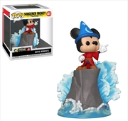 Fantasia - Sorcerer Mickey Movie Moments US Exclusive Pop! Vinyl [RS]