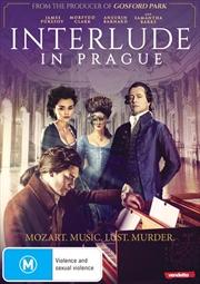 Interlude In Prague | DVD