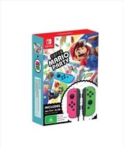 Super Mario Party And Joy Bund