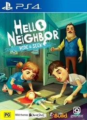 Hello Neighbor Hide And Seek