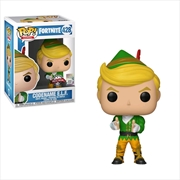 Fortnite - Codename E.L.F. US Exclusive Pop! Vinyl [RS]