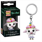 Rick and Morty - Tinkles Pocket Pop! Keychain | Pop Vinyl