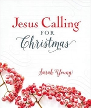 Jesus Calling For Christmas