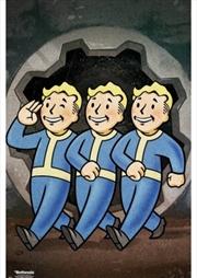 Fallout 76 Vault Boys | Merchandise