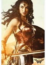 DC Comics Wonder Woman Film Sword | Merchandise