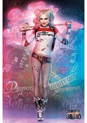 DC Comics Suicide Squad Harley Quinn Stand