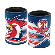 NRL Can Cooler Logo Sydney Roosters | Accessories