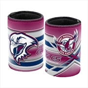 NRL Can Cooler Logo Manly Warringah Sea Eagles | Accessories