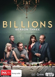 Billions - Season 3 | DVD