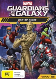 Guardians Of The Galaxy - War Of Kings | DVD