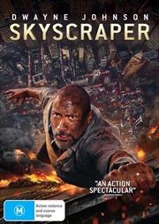 Skyscraper | DVD