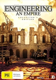 Engineering An Empire - Collector's Edition | DVD