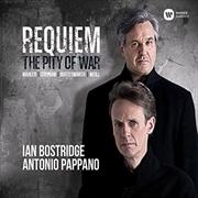 Requiem - The Pity Of War | CD