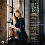 Bartok - Violin Concerto No. 1 + Romanian Dances / Enescu -Octet For Strings | CD